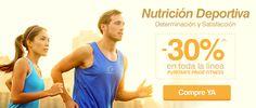 NUTRICIÓN DEPORTIVA DE PRIMERA... Y CON DESCUENTO http://es.puritan.com/a-z/puritans-pride-fitness/?scid=29138