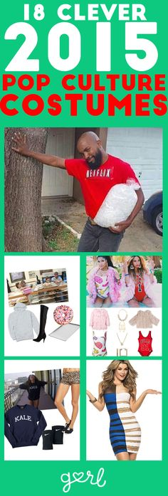 18 Insanely Clever Pop Culture Costumes You Could Only Wear In 2015