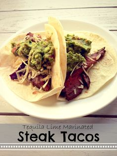 Tequila Lime Steak Tacos, Sartori Cheese, Steak Tacos, Sweetphi blog