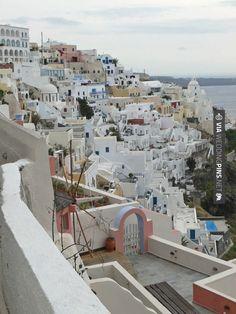 Awesome - Santorini, Greece | CHECK OUT MORE IDEAS AT WEDDINGPINS.NET | #weddings #honeymoon #weddingnight #coolideas #events #forhoneymoon #honeymoonplaces #romance #beauty #planners #cards #weddingdestinations #travel #romanticplaces