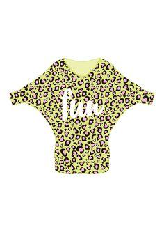 """batwing """"neon leopard"""""""