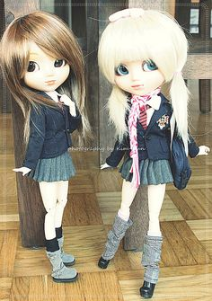 Nina  Samiko - Pullip Nina by Kim-kun, via Flickr