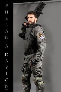 Universal Soldier STOCK V by PhelanDavion.deviantart.com on @DeviantArt