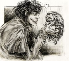 Alucard and his pet, cute, kawaiii *_* Alucard, Dracula, Pop Culture, Police, Horror, Anime, Geek, Fan Art, Manga