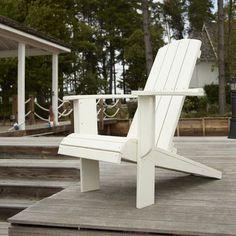 Uwharrie Malibu Chair Finish: New England Red