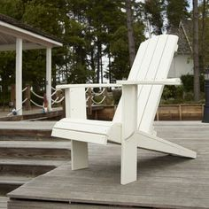 Uwharrie Malibu Chair Finish: Lime