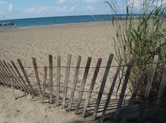 It looks like it might be a beach on the coast, but it is a beach along Lake Erie ar Presque Isle in Erie, PA! Who knew...
