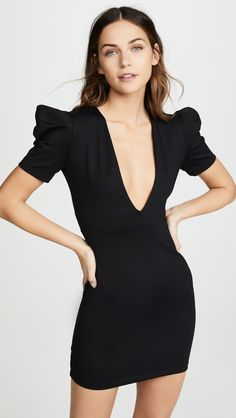 90a02715ccff Find and compare Susana Monaco Deep V Mini Dress across the world's largest  fashion stores!