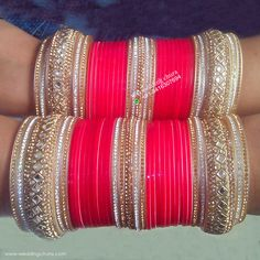 Bridal & Wedding Party Jewelry Amicable Indian Jewellery Wear Ethnic Chudi Set Bangle Women Collection New Fashion