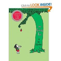 The Giving Tree 40th Anniversary Edition Book with CD [Hardcover]