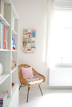 considering an all white room for my daughter, but how long does a childs room in white... um, stay white?
