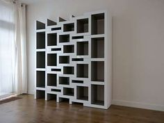 REK Bookcase Grows With Your Needs trendhunter.com