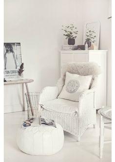 Loving reading corner