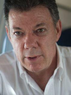 Juan Manuel Santos, Colombian President