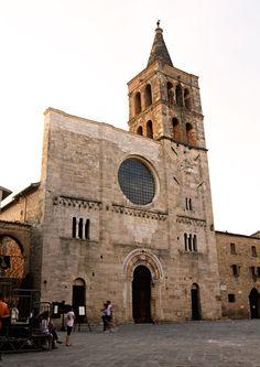 Bevagna , province of Perugia, in Umbrie, Italie (Umbria, Italy) | www.regioneumbria.eu