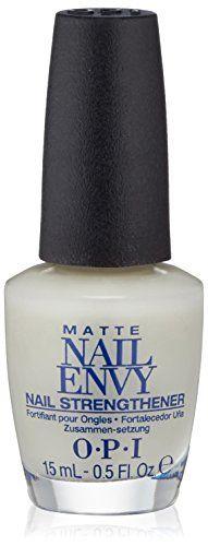 Opi Nail Envy Strengthener Matte 0 5 Fl Oz Luxury Beauty