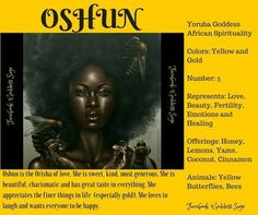 African Mythology, African Goddess, Black Girl Art, Black Women Art, African Culture, African History, Oshun Goddess, Yoruba Orishas, Yoruba Religion