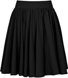 #reiss.com                #Skirt                    #Alana #Black #Full #Gathered #Skirt #REISS         Alana Black Full Gathered Skirt - REISS                                       http://www.seapai.com/product.aspx?PID=252824