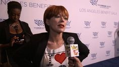 Frances Fisher at HSUS Gala ~ Actress and longtime vegan talks to VegTV
