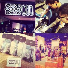 """Get finger poppin' at @woodenboards @warriorsofmadness now! #ambition #fingerboarding #store #singapore #woodenboards #warriorsofmadness"""