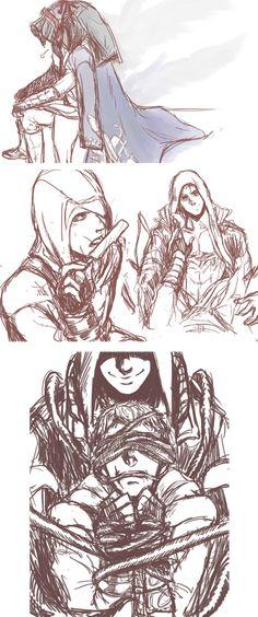 doodle 10 by on DeviantArt Asesins Creed, Perfect Boyfriend, Drawing Techniques, Doodles, Princess Zelda, Fan Art, Deviantart, Drawings, Artist