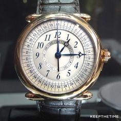 De Bethune DB29 Tourbillon Chronograph Watch