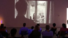 Elements A video installation bv Davide Rapp Video Installation