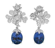 Dior-PRECIEUSES-TREFLE-EARRINGS-SAPPHIRE