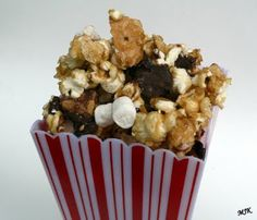 Melissa's Cuisine: S'mores Popcorn