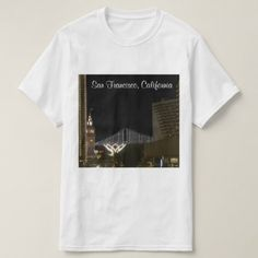 San Francisco Embarcadero #6 T-shirt  $17.95  by EverydayLifeSF  - cyo customize personalize unique diy