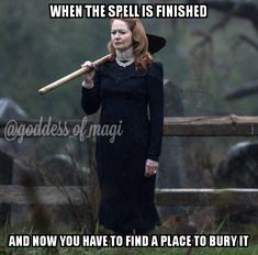 Spells done, have to find a place to bury it, witch, shocel Witch Meme, Witch Quotes, Funny Spiritual Memes, Baby Witch, Season Of The Witch, Modern Witch, Funny Video Memes, Funny Quotes, Witch Art