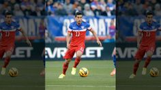 We are proud to have alumni Alejandro Bedoya on the US Men's National Team! Great Soccer Starts Here.