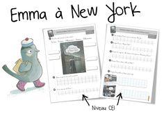 Emma à New York (concours des incorruptibles)