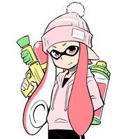"""Crunchyroll - Samples of """"Squid Girl"""" x """"Splatoon"""" Art Posted"""