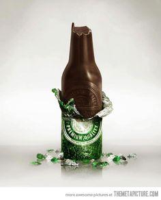 My kinda Heineken! #easter