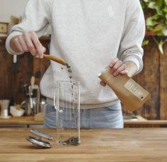 Tea-time! Zet de heerlijkste 'full-leaf' thee met de Cylinder pot van P&T