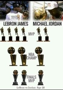 Lebron James Better Than Jordan @ 28 & Why Being Bad Is Good In The NBA   The Notorious D.O.U.G.