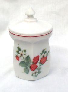 vintage strawberry milk glass   Other Westmoreland Elegant Glassware
