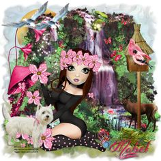 Mabel'Tags Creations: Tag nº 790 Abril 2016