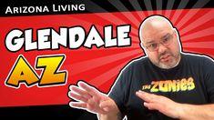 In this video, a former New Yorker gives a tour of Glendale AZ. Arizona City, Glendale Arizona, Phoenix Arizona, Living In Arizona, Writing A Book, Tours, Write A Book