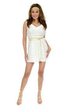 Greek Hottie Costume  sc 1 st  Pinterest & The 38 best Greek and Roman Costumes images on Pinterest | Roman ...