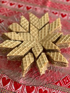 How to Make Croatian Oblatne by Uppermoda Serbian Recipes, Hungarian Recipes, Russian Recipes, Russian Foods, Hungarian Desserts, Serbian Food, Romanian Recipes, Lebanese Recipes, Chocolate Wafer Cookies