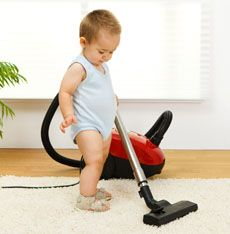How to Clean Carpets Without Dangerous Chemicals - The healthiest homes have carpets that have not been treated with toxic chemical cleaners. We've got a collection of best tips for keeping carpets clean and green.