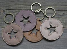 Keyring Circle Star | LABEL 88
