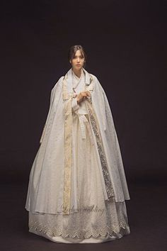 """Korean traditional dress """"Hanbok"""" studio and wedding dress boutique located in Los Angeles, CA. Korean Traditional Dress, Traditional Fashion, Traditional Dresses, Hanbok Wedding, Award Show Dresses, Modern Hanbok, Korean Wedding, Korean Dress, Princess Outfits"""