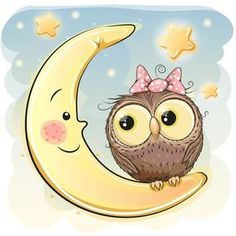 Good night babies another night another morning will come.....nite nite moonlight owl