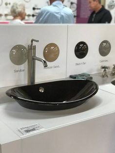 Vessel: With a geometric, V-shaped basin and contemporary styling ...