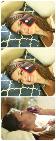 Weight resistance exercise to lift, firm & tighten your face - with Face Weights!