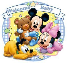 disney baby welcome
