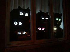 creepy eyes that follow you decor